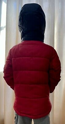 Save The Duck Red Jacket size 6