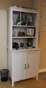 Ikea High cabinet with 2 doors