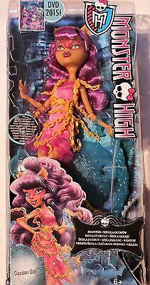 Monster High Doll - Haunted - CLAWDEEN WOLF - Original Doll - New