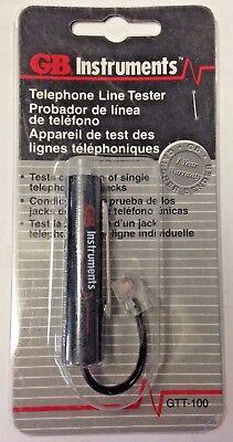 Gardner Bender Gtt-100 Single Telephone Line Tester
