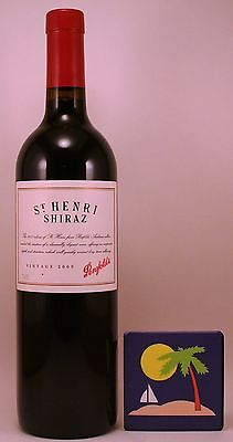 2009 Penfolds St.Henri Shiraz 94 points Wine Spectator