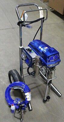 Ultra Max Ii 490 Pc Pro Electric Airless Sprayer Hi-boy 17e854