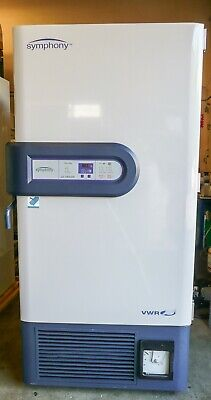 Vwr Symphony Ultra-low Temperature Freezer Model 414005-088 -86c 40593