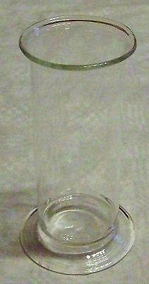 Sonderposten - 24 Glasvasen, Tischvasen, Blumenvase - Höhe ca. 12 cm - Zylinder