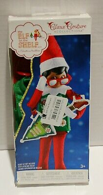 Elf on the Shelf Girl Claus Couture Collection North Pole Rock And Roll *NO DOLL
