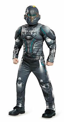 NEW Halo Spartan Locke Classic Muscle Child Costume - Childs Halo Kostüme