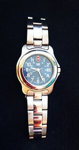 Victorinox Swiss Army Watch Officer's LS