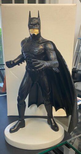 "BATMAN STATUE FIGURINE 13"" 1995 WBSS WARNER BROTHERS STUDIO STORE"