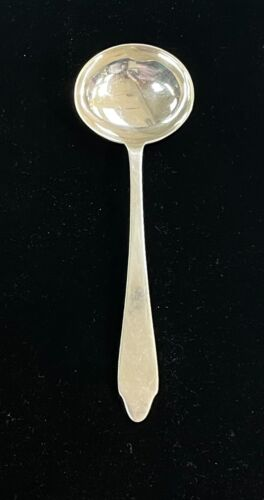 """Clinton by Tiffany and Co Sterling Silver Gravy Ladle 7 1/2"""""""