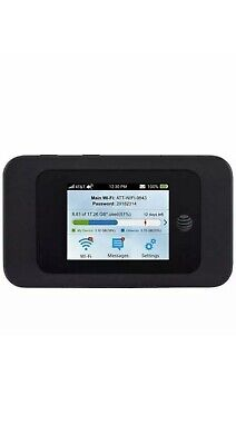 ZTE MF985 Velocity 2 AT&T Unlocked 4G LTE Mobile Hotspot Mobile Broadband Mint