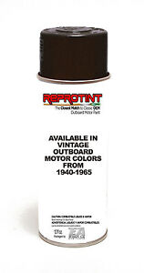Outboard Motor Paint Colors