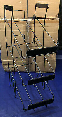 Countertop Wire Display Rack 8.5 X 13.5 X 23h Snack