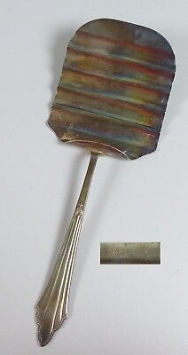 WMF Fächermuster Spargelheber Silberauflage   (da5506) gebraucht kaufen  Königs Wusterhausen