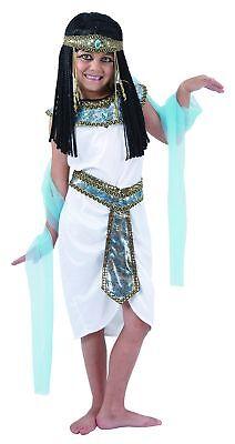 Ägyptische Königin Kostüm für Mädchen Cod.221917
