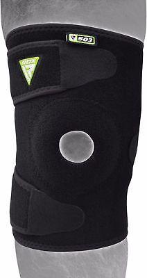 Neopren-kniebandage (RDX Neopren Kniebandage Kniestütze Knieschutz Knie Bandage Sports Fitness DE)