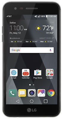 Lg M150 Phoenix3 At T Go Phone Smart Phone
