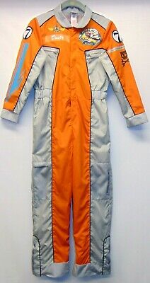 Dusty Crophopper Halloween Costume ( Disney Store Planes Dusty Crophopper Fire Rescue Crew Halloween Costume SZ)