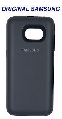 Original For Samsung Galaxy S7 Edge Wireless Battery Pack Extra Juice Case Cover