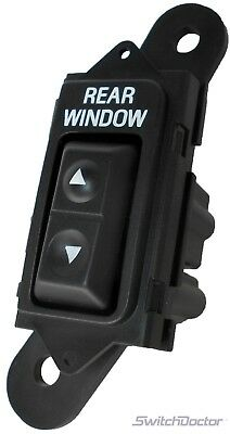 Ford Bronco Rear Window (Rear Power Window Door Switch for 1992-1996 Ford Bronco)