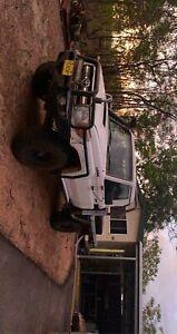 2008 Toyota Landcruiser Gxl (4x4) 5 Sp Manual C/chas