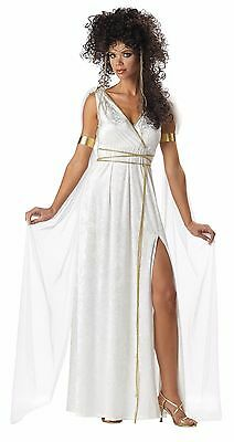 Women's Glorious Roman Greek Athenian Goddess Halloween Party Costume (Goddess Costume For Women)