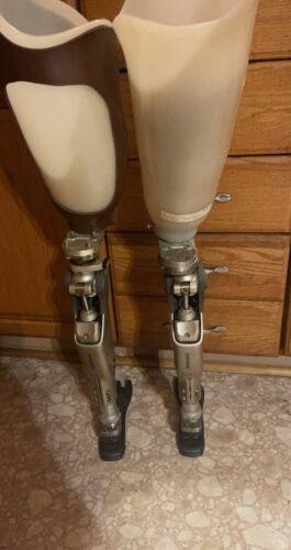 Otto Bock C-leg 3C98-1 Prosthetic Knee, Full Leg Both Left And Right - $239.00