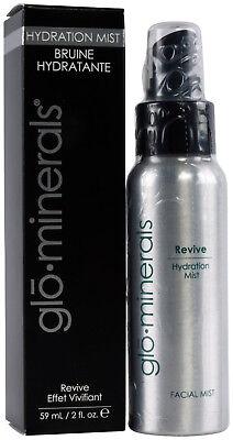 Glominerals Moisturizing Moisturizer - Glo Minerals Moist Hydration Mist - 59 ml / 2 oz