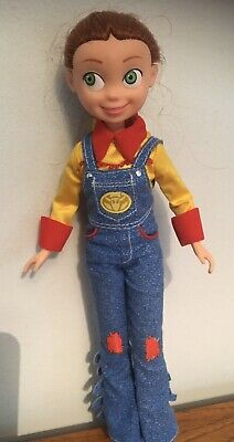 Girl Cowgirl In Toy Story (Toy Story 2 Jessie The Cow Girl Doll 10 Ins)