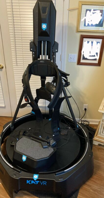 VR Virtual Reality Omnidirectional Treadmill Omni KAT KATWALK Mini HTC Vive