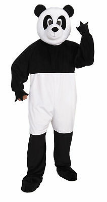 Panda Adult Costume Mascot Party Men Women Plush - Womens Panda Kostüme