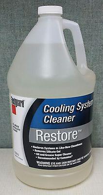 Fleetguard Restore Coolant System Cleaner   1 Gallon   Cc2610 Wtp 40