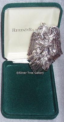 2003 Reed Barton Sterling Silver Annual Angel Sophia Christmas Ornament (Sophia Barton)