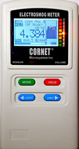 Cornet ED88T PLUS Tri-Mode Meter and Case Logic Hard Case - Authorized Reseller