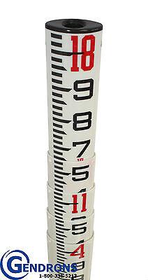 Sokkia 18 Sk Fiberglass Surveying Grade Rodlaser Leveltrimbletopconseco
