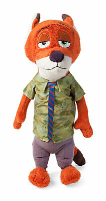 Disney Zootopia Nick Wilde 21 Inch Plush Toy