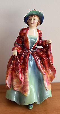 Exquisite Royal Doulton Margaret HN1989 Figurine - excellent condition