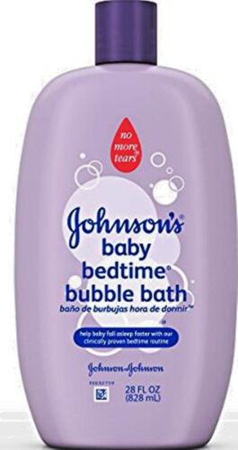 Johnson's Bedtime Baby Bubble Bath, 28 Fl. Oz.