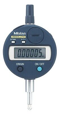 Mitutoyo 543-692 Absolute Lcd Digimatic Indicator Id-s 4-48 Unf Thread 0.375