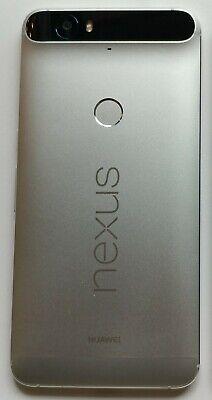 Google Nexus 6P - H1511 Silver 32GB - GSM & CDMA UNLOCKED - VERY GOOD Condition