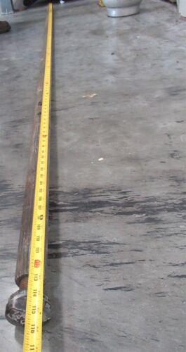 BERSTORFF ZE90AUT SET OF SHAFT 2851 MM LONG