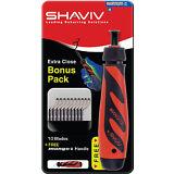SHAVIV 29255 Bonus Pack Deburring Tool Kit +10 B10S BLADES See blade promo