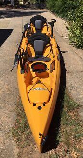 Tandem Hobie Kayak Mirage Oasis