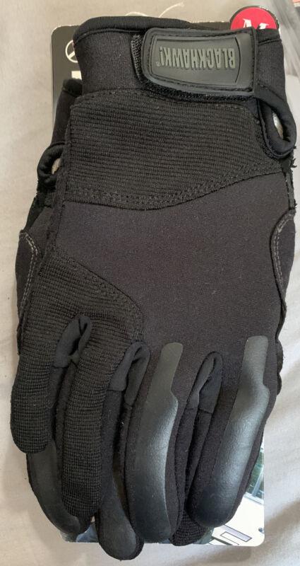 Blackhawk CRG2 Cut Resistant Gloves 8153 Black Authentic Blackhawk! MEDIUM
