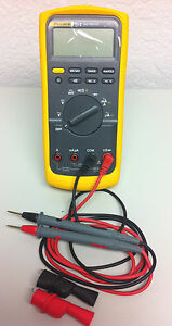 Test-Leads-for-FLUKE-type-CAT-III-1000V-WITH-ALLIGATOR-ATTACHMENTS-MULTIMETER