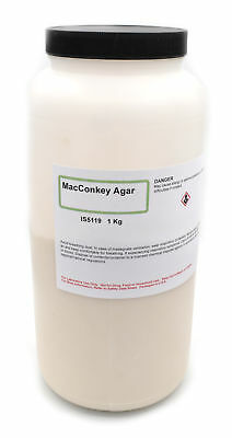 Innovating Science Mac Conkey Agar 1kg Makes 20 Liters Of Medium