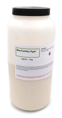 Innovating Science Mac Conkey Agar 1kg Makes 20 Liters Of Medium