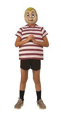 Red And White Costumes (Pugsley The Addams Family Red and White Shirt Child Costume)