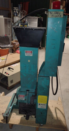 Rapid Granulator 69-SR Plastic Granulator, 460VAC, 3Ph, 3HP