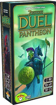 7 Wonders Duel: Pantheon Expansion - NEW