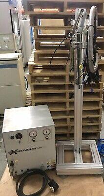 Rigaku Al60 With X-stream 2000 Cryogenic Crystal Cooler System